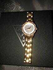 GUESS Watch Ladies Rose Gold, Small wrist bracelet, W0230L3, No Reserve