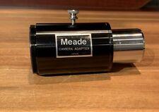 "Meade telescope refractor reflector 1.25"" Camera Adapter for 35mm 856 645 JAPAN"