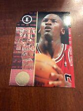 1995 Upper Deck Sp Basketball Championship Series Michael Jordan Die Cut 4