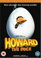 Howard The Duck [Edizione: Regno Unito] - DVD import, no audio ita