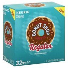 Donut Shop Coffee The Original Regular Keurig 32 K Cup Value Pack