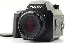[NEAR MINT+++] Pentax 645N Medium Format Film Camera A 75mm F2.8 Lens From JAPAN