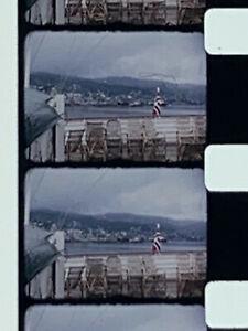 Amateur Kodascope Film Reel Land Of Midnight Sun Part II (1960's)