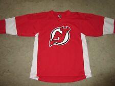 NEW JERSEY DEVILS NHL JERSEY YOUTH SIZE XL 14-16
