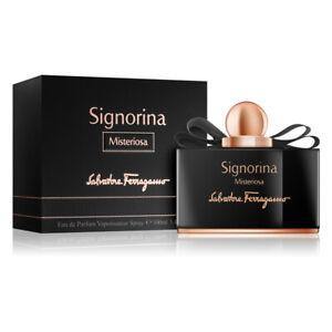 Profumo Donna Salvatore Ferragamo Signorina Misteriosa Eau De Parfum Spray 100ml