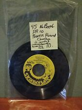 The Amazing Spider Man Mark of the Man-Wolf , record only , 45 rpm (1974)