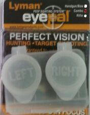 Lyman eyepal for open sigh Shooters Rifle & Handgun/Bow Combo kit 3112002