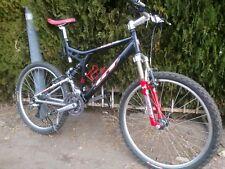Vintage GT XCR 2000 I Drive full suspension mountain bike