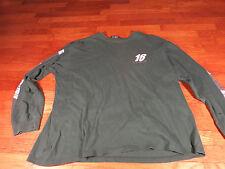VTG Tommy Hilfiger Athletics Sport Long Sleeve T Shirt Green Men's XL