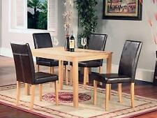 Ashdale Modern Stylish Solid Ash Rectangle Dining Table Home Dining Furniture