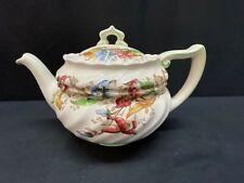 "Royal Doulton ""TINTERN""  England # D5609 ~ 4 Cup Teapot w/Lid"