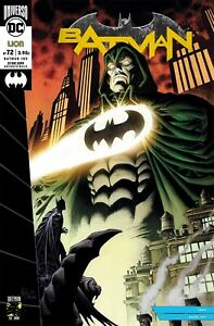 Batman N° 72 (185) - Rinascita - Universo DC - RW Lion - ITALIANO #MYCOMICS