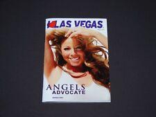 I Love Las Vegas Magazine Feb '10 Issue (mini mag) Mariah Carey Concert Preview