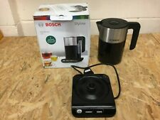Bosch TWK8633 Styline Collection 1.5L Cordless Jug Kettle - Black