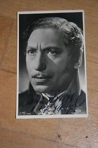 Willy Birgel , ca 9x14cm ,Film Foto Verl. 3345/2 (#A15)