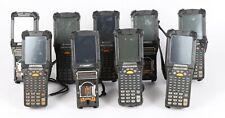 Lot of 10 Motorola Symbol Mc9090 Windows Mobile Laser Barcode Scanner - As Is