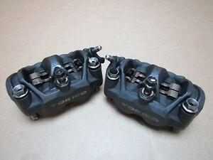 Honda CB1000 RA-K 2019 front brake calipers, pair, Tokico (3615)