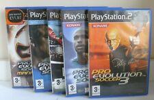 PS2 games x5 job lot