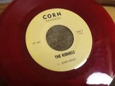 Kernals 45rpm EP RED WAX PROMO