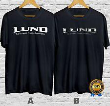 Lund Fishing Boats Equipment T-Shirt Cotton 100% S-4XL USA size Fast Shipping