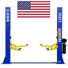 Two Post L 2900 Auto Lift 9,000 lb. Capacity Car Vehicle Lift  Great Quality !!!