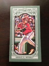 2013 Gypsy Queen SP Mini Gio Gonzalez Nationals 208