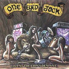 ONE EYED JACK LIVE AT THE LION'S DEN, N.Y.C. NEW CD