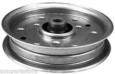 Flat Idler Pulley Replaces MTD 756-04129, 956-04129