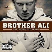 Brother Ali - Undisputed Truth CD + DVD NEW & Sealed Rhymesayers