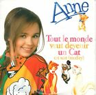 ★☆★ CD Single ANNE - Walt DISNEY Tout le monde veut devenir un cat 2-track ★☆★