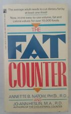 The Fat Counter Annette B Natow Jo-Ann Heslin PB 1989 USED Good