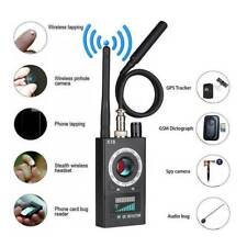 Multifunction Anti-spy Bug Detector WiFi Camera GSM Finder GPS/RF Signal Tracker