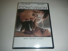 Concussion, Wife. Mother. Escort (DVD) Robin Weigert, Maggie Siff