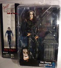 "The Crow - Eric Draven 7"" Figure - Cult Classics Hall of Fame - NECA Sting WWE"