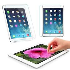 Premium Tempered Glass Screen Protector For iPad 2 3 4 Mini Air Pro 2017... Lot