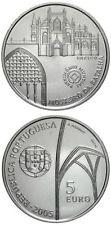 Pièces euro pour 5 Euro année 2005