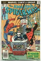 Amazing Spider-man #162, FN+ 6.5, Early appearance Punisher, 1st app Jigsaw