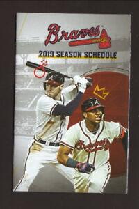 Atlanta Braves--Freddie Freeman--Ronald Acuna--2019 Schedule--Fox Sports South