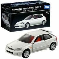 Takara Tomy Tomica Premium No. 37 Honda Civic Type R 1/62 Mini Diecast Toy Car
