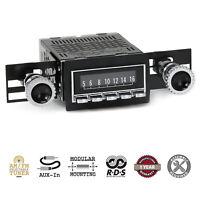 1960-63 Chevrolet C K Series Pickup RetroSound Laguna Radio AM/FM AUX RetroRadio