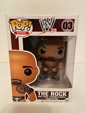 Funko Pop Wwe The Rock #03 Dwayne Johnson