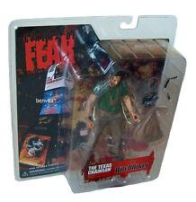 Cinema of Fear S.3 Texas Chainsaw Massacre The Hitchhiker 17,5cm Figur Mezco Neu
