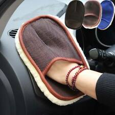 Car Wash Cleaning Glove Car Motorcycle Artificial Wool Soft Washer Brush