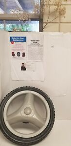 Graco Signature Series Stroller Front Black Wheel Tire replacement 2012 #1770254