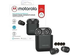 New Oem Motorola Vervebuds 120 True Wireless Headphones water resistant buds ipx
