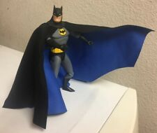 Custom Dc Collectibles Batman Animated Cloth Wired Cape