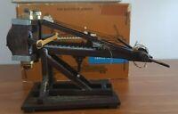 Elastolin Catapult #9880 speerschleuder Hausser Germany in Box