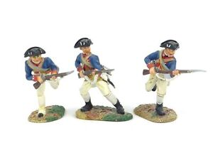 Conte Collectibles American Revolution Hand Painted Historical Figures Soldiers