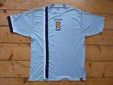 Schottland Fußball Trikot XL 2005 S/S Tartan Army a. B.E Albannach Erheben Alba