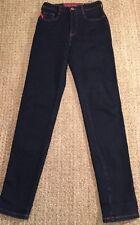 Parasuco Jeans Dark Blue Size 25 Inseam 32 Style 8008DDE